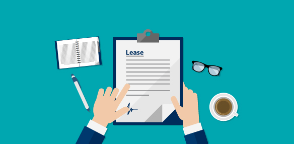 What is a long term lease?