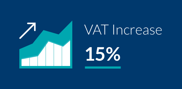 South Africa's VAT increase for property transactions